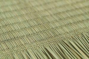 縁付き畳に使用される畳表