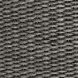銀鼠色の和紙を使用した縁なし畳の見本