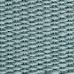 青磁色の和紙を使用した縁なし畳の見本