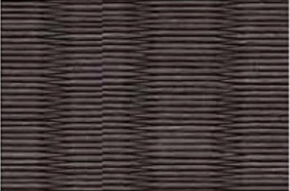 和紙を使用した栗色の畳