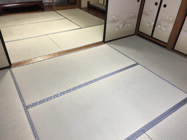 ひのさくら畳表を使用した高級畳