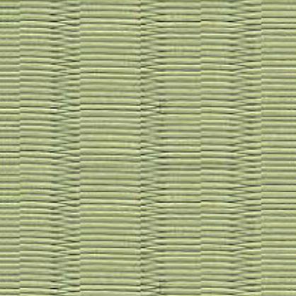 和紙を使用した銀白色の畳
